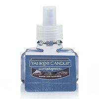 Yankee Candle Warm Luxe Cashmere Scent-Plug Electric Home Fragrancer Refill