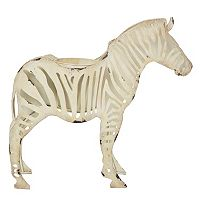 Bombay® Outdoors Steel Zebra Planter