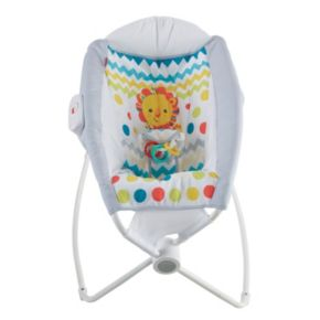 Fisher-Price Colorful Carnival Rock ?n Play Sleeper