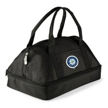 Picnic Time Seattle Mariners Potluck Insulated Casserole Tote