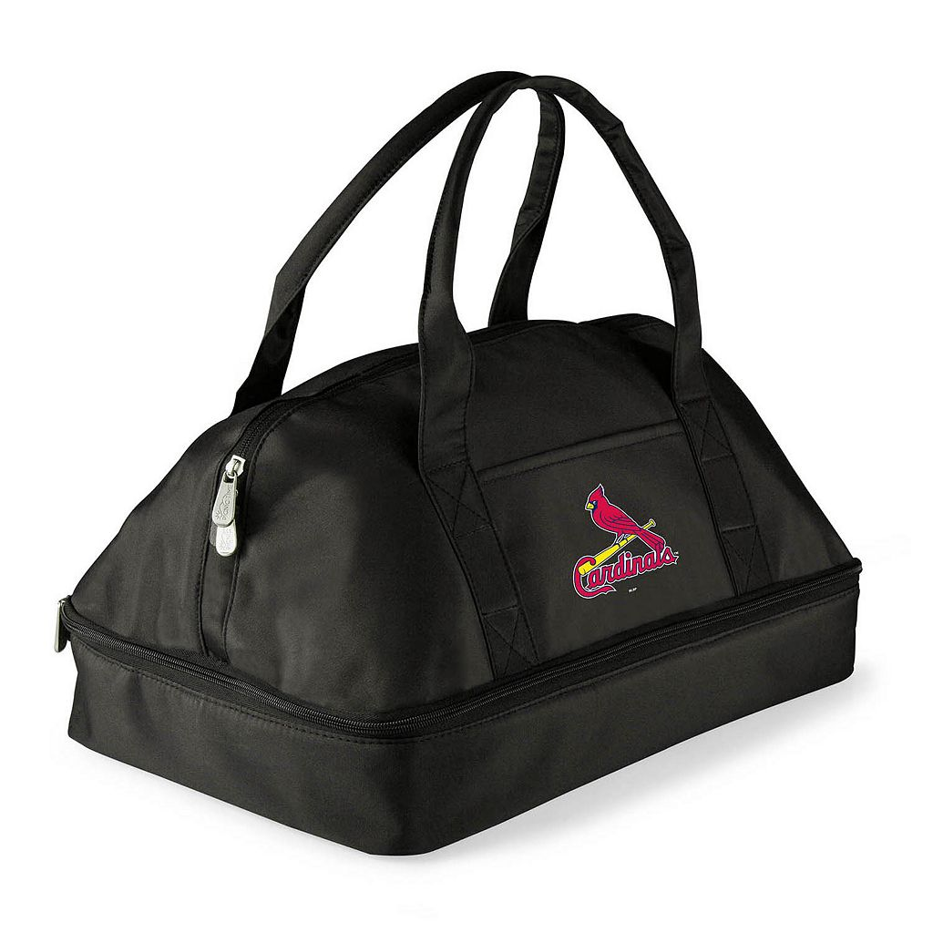 Picnic Time St. Louis Cardinals Potluck Insulated Casserole Tote