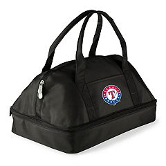 Picnic Time Texas Rangers Potluck Insulated Casserole Tote