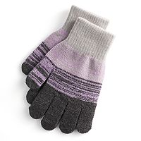 Women's SO® Marled Ombre Tech Gloves