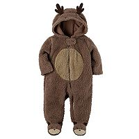 Baby Carter's Reindeer Sherpa Pram