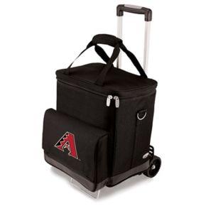 Picnic Time Arizona Diamondbacks Cellar Insulated Wine Cooler & Hand Cart