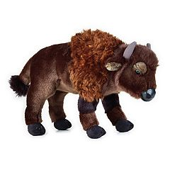 National Geographic Bison Plush by Lelly