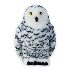 National Geographic Snow Owl Plush by Lelly