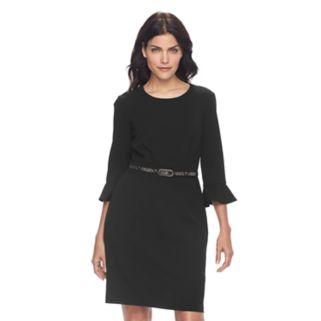 Women's Apt. 9® Ruffle Sheath Dress