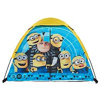 Despicable Me Minions 4' x 3' Floorless Play Tent by Exxel Outdoors