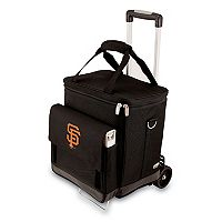 Picnic Time San Francisco Giants Cellar Insulated Wine Cooler & Hand Cart