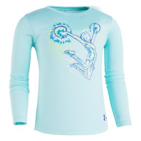 Girls 4-6x Under Armour Cheerleader Long-Sleeved Tee