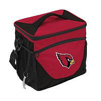 Logo Brand Arizona Cardinals 24-Can Cooler