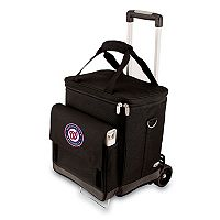 Picnic Time Washington Nationals Cellar Insulated Wine Cooler & Hand Cart