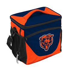 Logo Brand Chicago Bears 24-Can Cooler