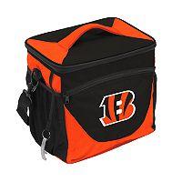 Logo Brand Cincinnati Bengals 24-Can Cooler