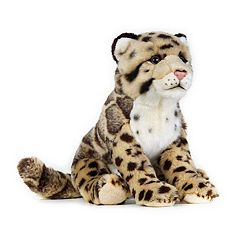 National Geographic Clouded Leopard Plush by Lelly