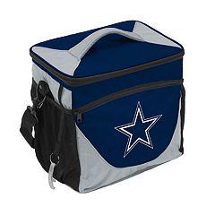 Logo Brand Dallas Cowboys 24-Can Cooler