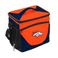 Logo Brand Denver Broncos 24-Can Cooler