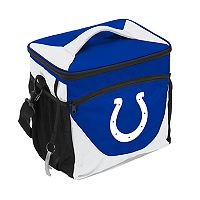 Logo Brand Indianapolis Colts 24-Can Cooler