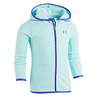 Girls 4-6x Under Armour Zip Hoodie