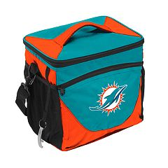 Logo Brand Miami Dolphins 24-Can Cooler