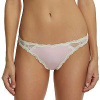 Jezebel Stunning Lace Thong Panty 530053
