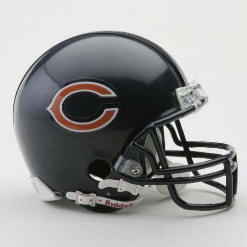 Riddell Chicago Bears Mini Helmet