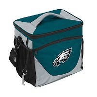 Logo Brand Philadelphia Eagles 24-Can Cooler