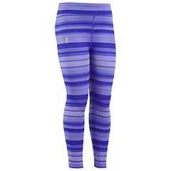 Girls 4-6x Under Armour Blurred Stripe Leggings