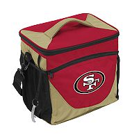 Logo Brand San Francisco 49ers 24-Can Cooler