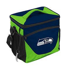 Logo Brand Seattle Seahawks 24-Can Cooler