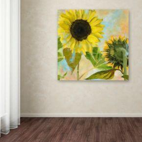 Trademark Fine Art Soleil I Canvas Wall Art