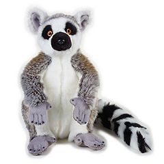 National Geographic Lemur Plush by Lelly