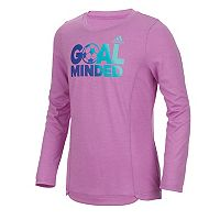Girls 7-16 adidas Melange Graphic Tee