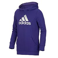 Girls 7-16 adidas Funnel Neck Performance Hoodie