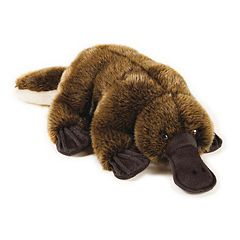 National Geographic Platypus Plush by Lelly