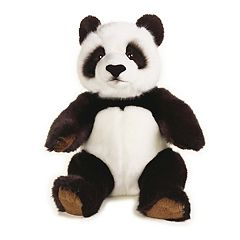 National Geographic Panda Bear Plush by Lelly
