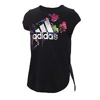 Girls 7-16 adidas Short Sleeve All Star Tee