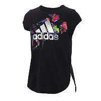 Girls 7-16 adidas Short Sleeve All Star Tee