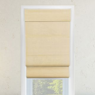 Chicology Cordless Double Layered Roman Shade