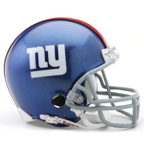 New York Giants Mini Helmet