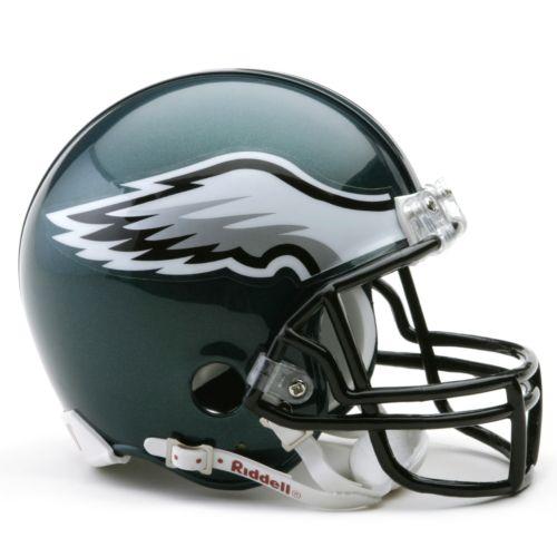 Philadelphia Eagles Mini Helmet