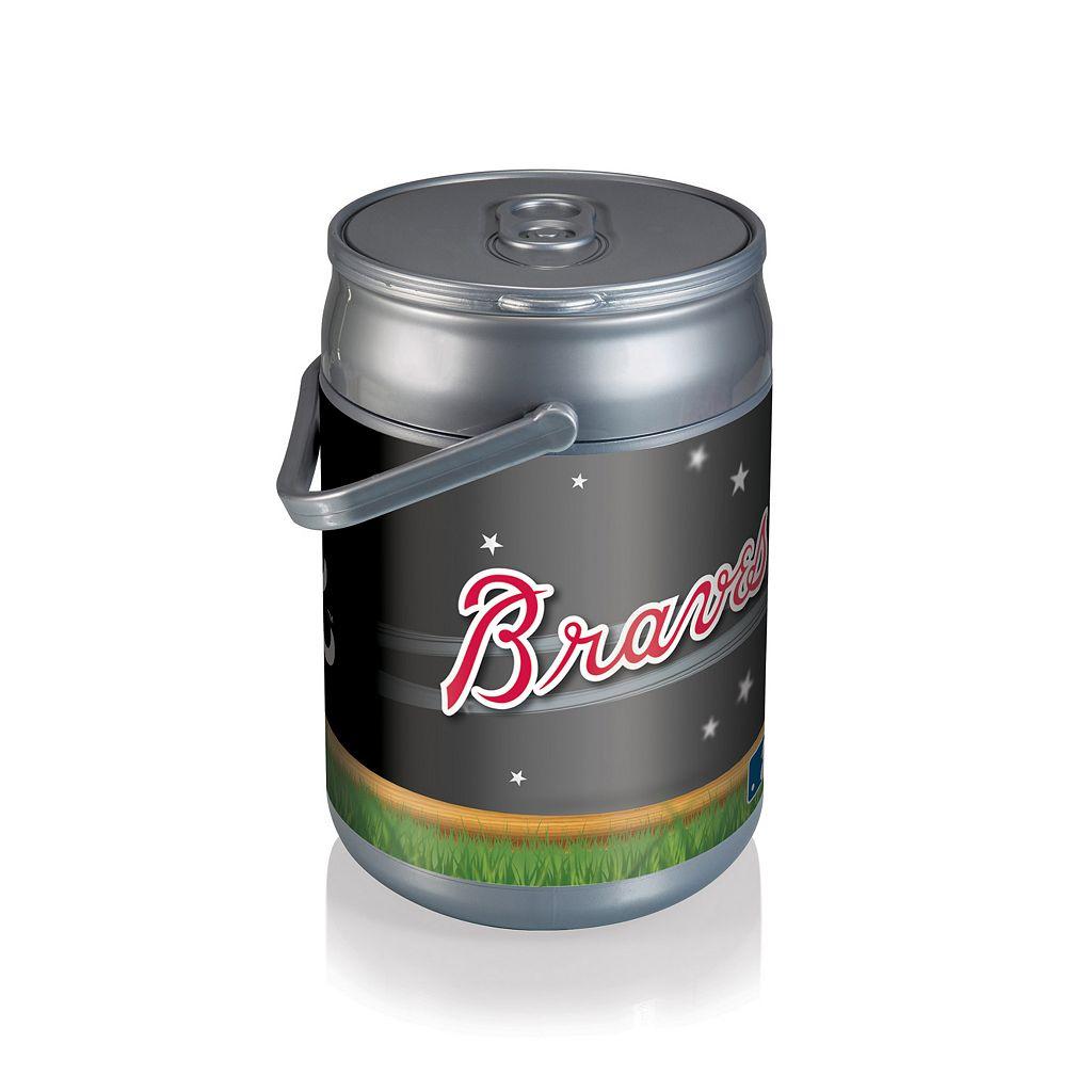 Picnic Time Atlanta Braves Can Cooler