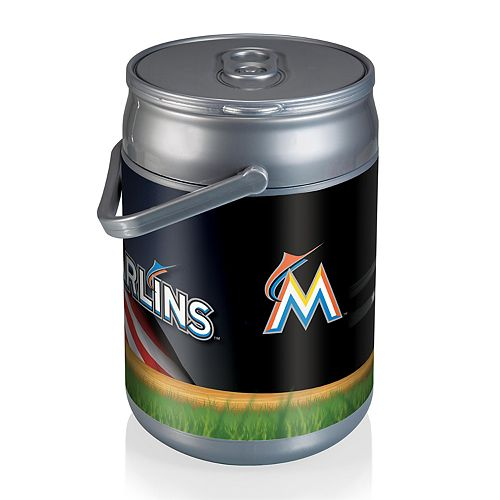Picnic Time Miami Marlins Can Cooler