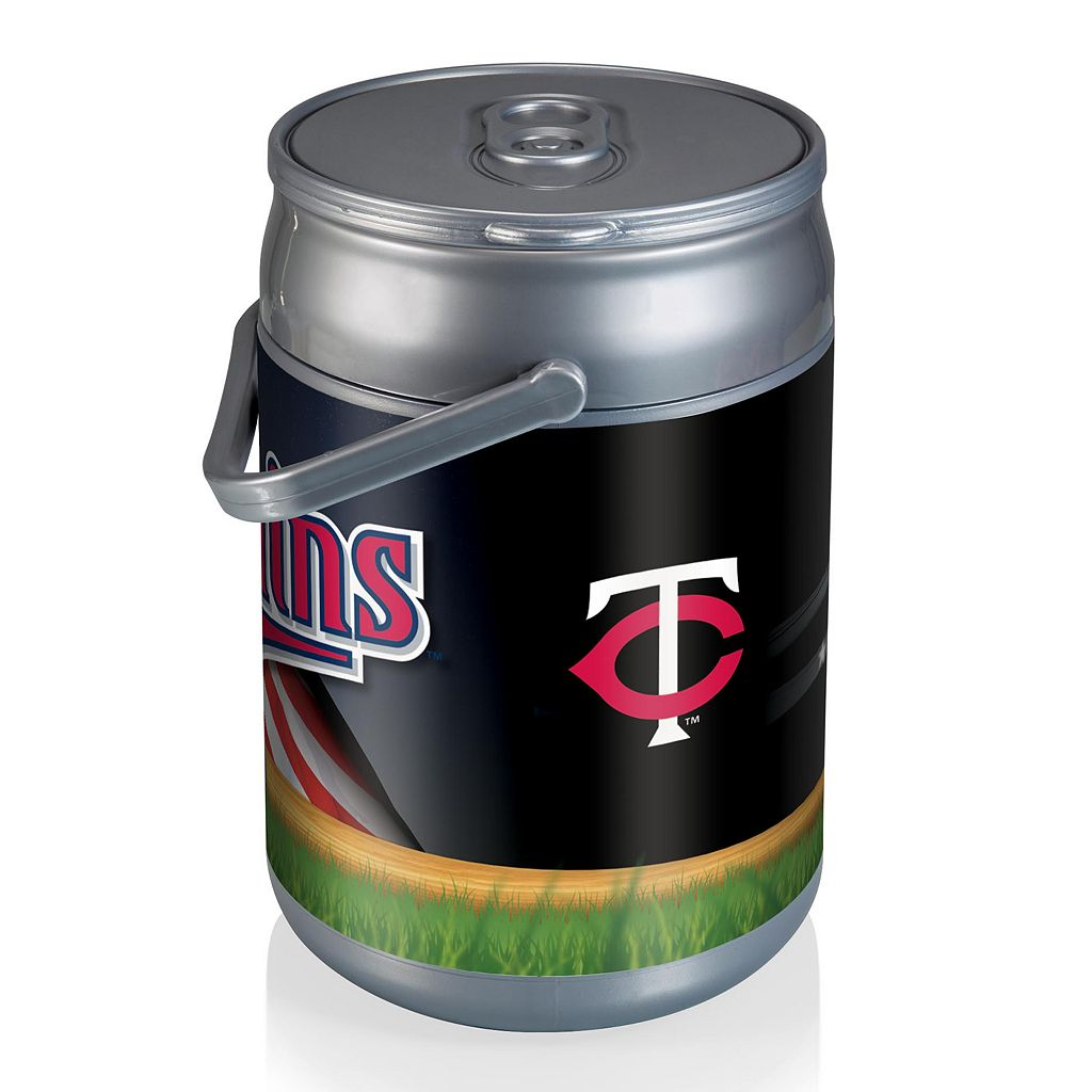 Picnic Time Minnesota Twins Can Cooler