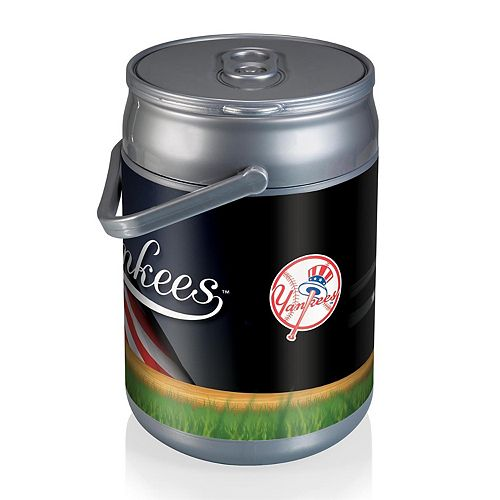 Picnic Time New York Yankees Can Cooler