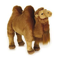 National Geographic Bactrian Camel Plush by Lelly