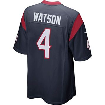 Men's Nike Houston Texans Deshaun Watson NFL Jersey