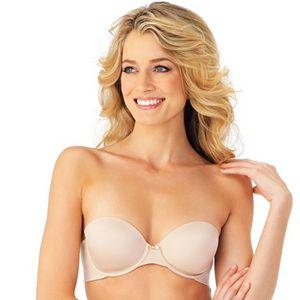 Vanity Fair Bra: Beauty Back Full-Coverage Strapless Bra 74345