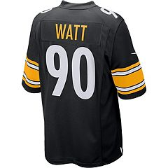 Men's Nike Pittsburgh Steelers T.J. Watt NFL Jersey